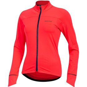 PEARL iZUMi Attack Thermische Jersey Dames, atomic red